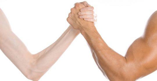 Modelado de brazos y manos